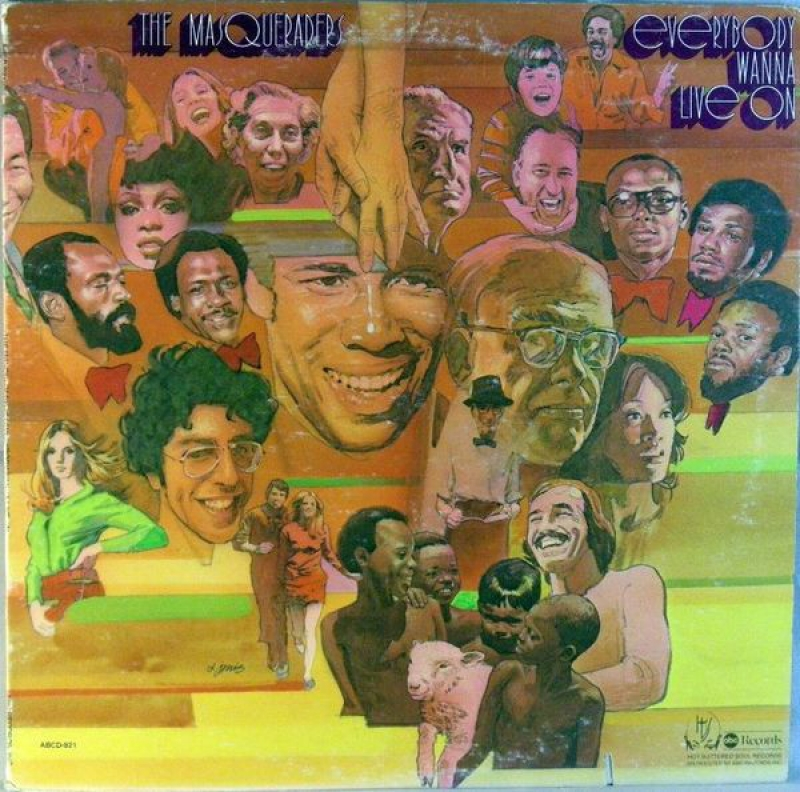 The Masqueraders - Everybody Wanna Live On