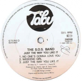 SOS Band - Just The Way You Like It