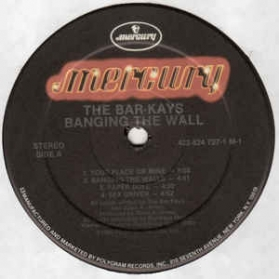 Bar-Kays ‎- Banging The Wall