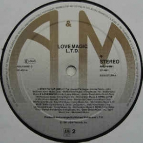 L.T.D. ‎- Love Magic