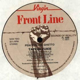 Tapper Zukie - Peace In The Ghetto