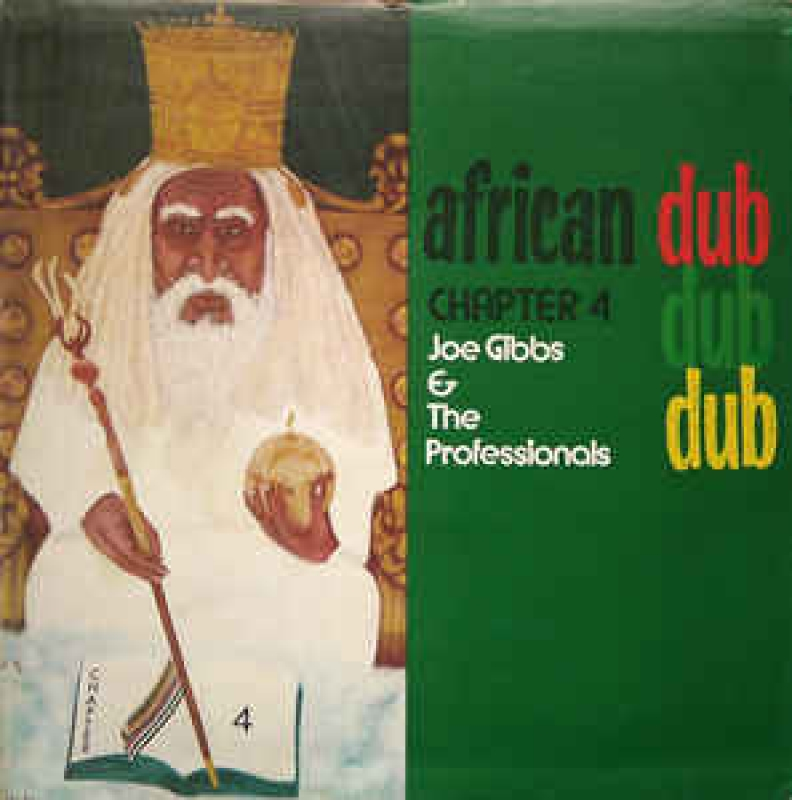 Joe Gibbs e The Professionals - African Dub - All Mighty - Chapter 4