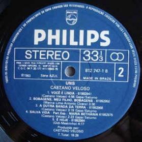 Caetano Veloso - Uns