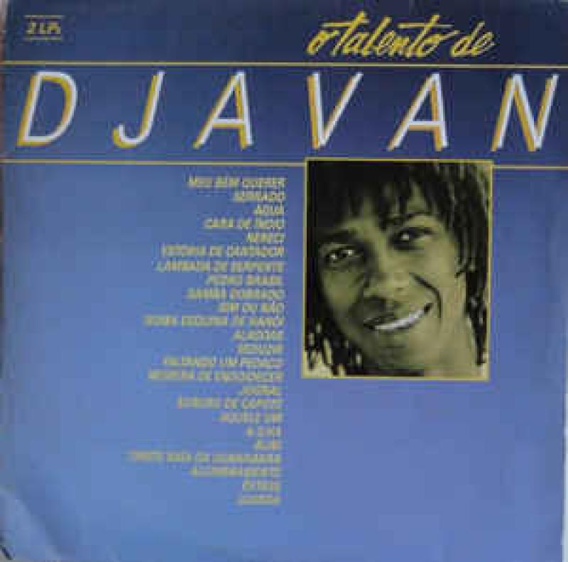 Djavan - O Talento De Djavan