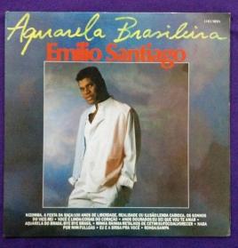 Emilio Santiago - Aquarela Brasileira
