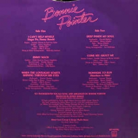 Bonnie Pointer - Bonnie Pointer