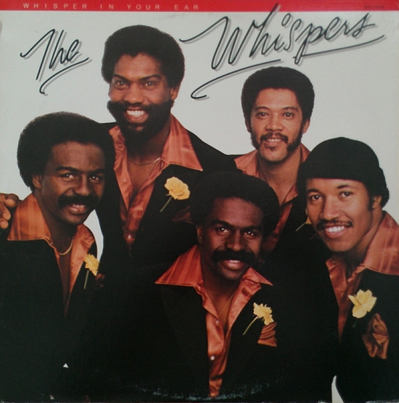 The Whispers - Whisper In Your Ear