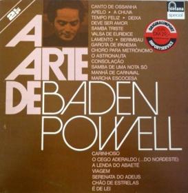 Baden Powell - A Arte De Baden Powell