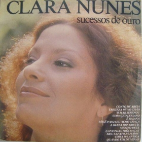 Clara Nunes - Sucessos De Ouro