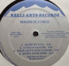 Magnum Force (2) - Share My Love