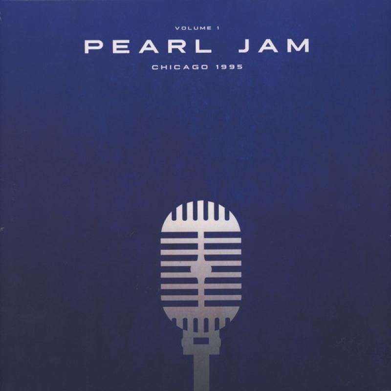 Pearl Jam - Chicago 1995 Volume 1