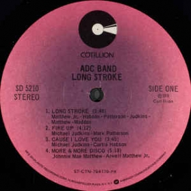 ADC Band - Long Stroke