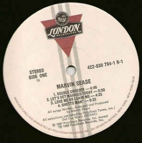 Marvin Sease - Marvin Sease