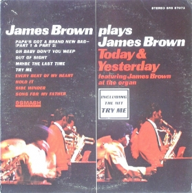 James Brown - James Brown Plays James Brown - Today / Yesterday - Jam