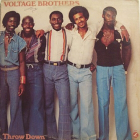 The Voltage Brothers - Throw Down