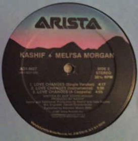 Kashif and Meli'sa Morgan - Love Changes