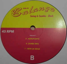 Clube Do Balanço - Swing and Samba-Rock