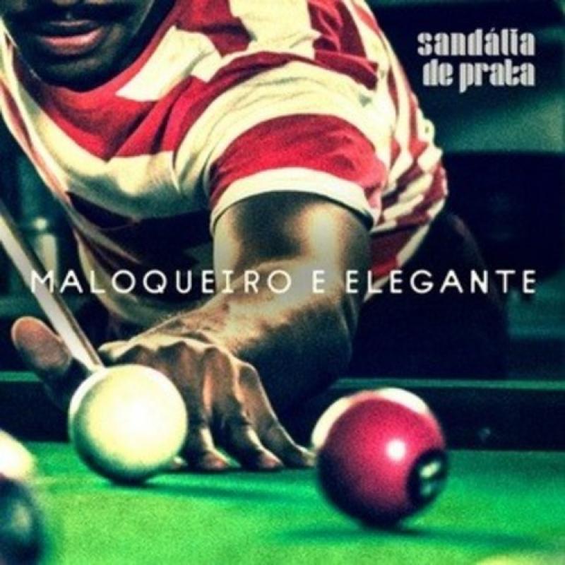 Sandália De Prata - Maloqueiro E Elegante