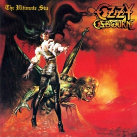 Ozzy Osbourne ‎- The Ultimate Sin