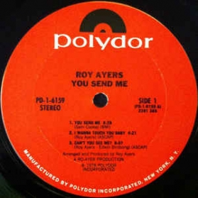 Roy Ayers - You Send Me