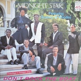 Midnight Star Featuring Ecstacy Of Whodini - Don't Rock The Boat