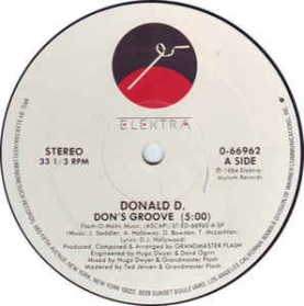 Donald D. - Don's Groove