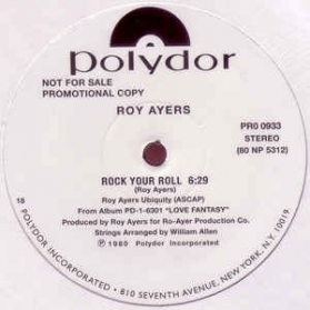 Roy Ayers - Love Will Bring Us Back Together / Rock Your Roll