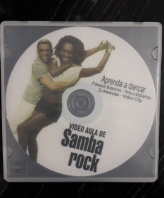 Vídeo Aula de Samba Rock