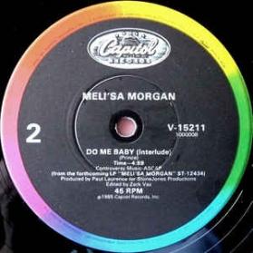 Meli'sa Morgan - Do Me Baby
