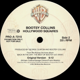 Bootsy Collins - Hollywood Squares