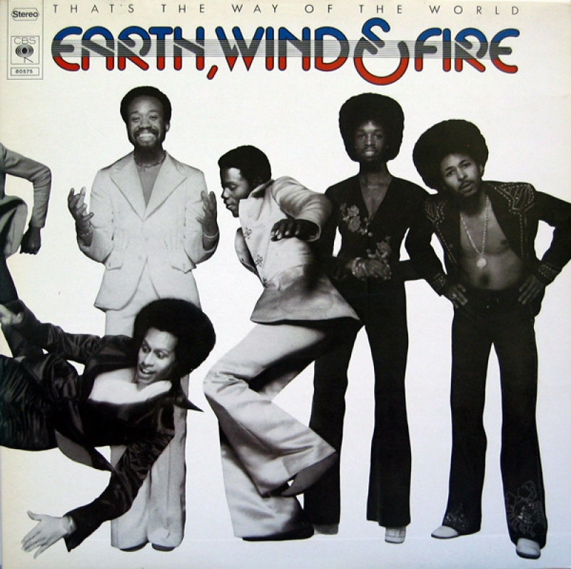 Earth, Wind and Fire - That's The Way Of The World