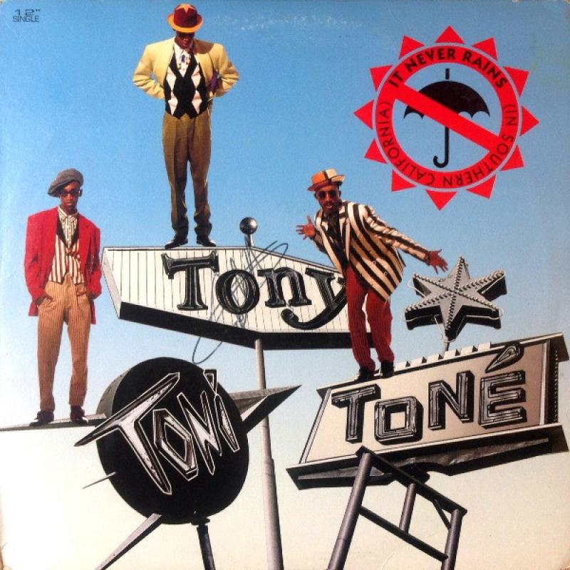 Tony! Toni! Toné! - It Never Rains (In Southern California)