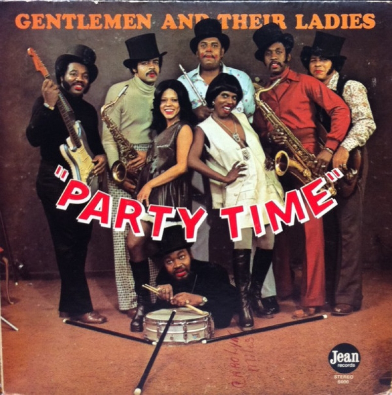 Gentlemen And Their Ladies - Party Time