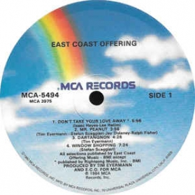 East Coast Offering - East Coast Offering