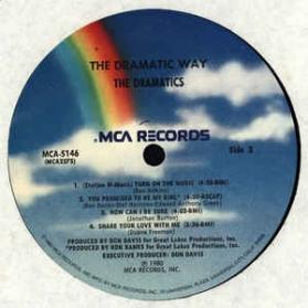 The Dramatics - The Dramatic Way