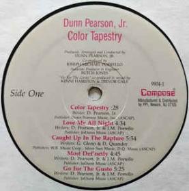 Dunn Pearson, Jr. - Color Tapestry