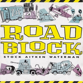 Stock Aitken Waterman - Roadblock