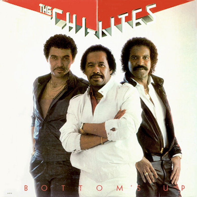 The Chi-Lites - Bottom's Up (Álbum)