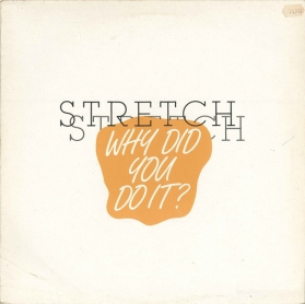 Stretch - Why Did You Do It? (Special Stretched 12' Version)