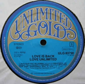 Love Unlimited - ove Is Back