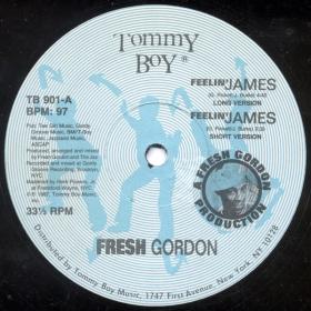 Fresh Gordon - Feelin' James
