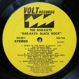 Bar-Kays - Black Rock