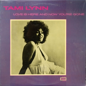 Tami Lynn ‎- Love Is Here And Now You're Gone