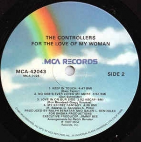 The Controllers (2) - For The Love Of My Woman