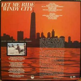 Windy City (2) - Let Me Ride