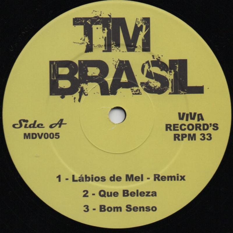 Tim Maia - Tim Brasil