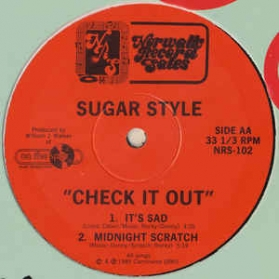 Sugar Style ‎- Check It Out!