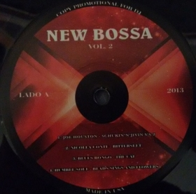 Various ‎- New Bossa Vol. 2