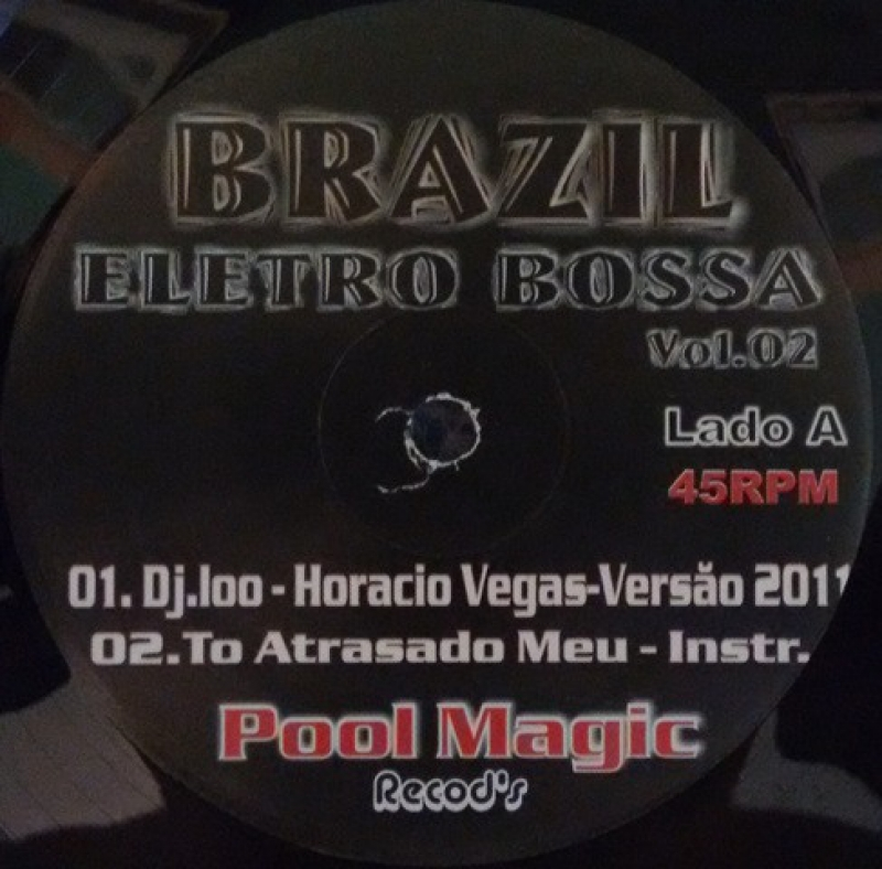 Various - Brazil Eletro Bossa Vol. 2
