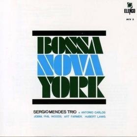 Bossa Nova York - Sergio Mendes Trio, Antonio Carlos Jobim, Phil Woo